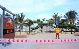 Dịch COVID-19 tái bùng phát, Đà Nẵng dừng tắm biển và ăn uống tại chỗ