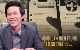"""Người dân miền Trung tung tin nhắn với NS Hoài Linh, làm rõ lý do kêu gọi và số tiền 700 triệu: """"Cái dở của chú là có lý do chính đáng mà không nói"""""""