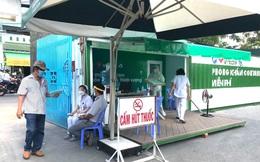 VPBank phối hợp Hội thầy thuốc trẻ xây phòng khám container miễn phí chống dịch, Coteccons tặng Bắc Giang 10.000 khay xét nghiệm