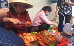 Mâm cua hấp lề đường của dì Ba lại gây kinh ngạc khi đạt ngưỡng 1 triệu/kg, cao hơn cả sạp cua mới lên Shark Tank đang nổi khắp Sài Gòn!?