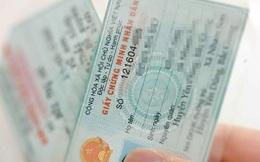 Thu hồi CMND, thẻ Căn cước cũ khi đổi sang thẻ gắn chip điện tử từ 1/7