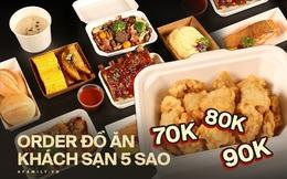 Mùa dịch gọi đồ ăn khách sạn 5 sao với giá chưa bao giờ hời đến thế, chỉ từ 70K là đã có ngay bữa ăn trưa ấm bụng