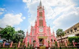 """Được xướng tên trong BXH những địa danh """"màu hường"""" đẹp nhất thế giới, một biểu tượng của Sài Gòn trở thành điểm đến """"hút khách"""", hashtag nổi bật trên Instagram"""