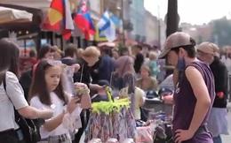 """Giới kinh doanh tại Nga """"ăn nên làm ra"""" nhờ Euro 2020"""