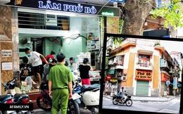 Hà Nội hôm nay mở lại hàng ăn, có quán Phở đông đến mức tạm dừng nhận khách nhưng có nơi cửa đóng chặt vì lý do bất ngờ