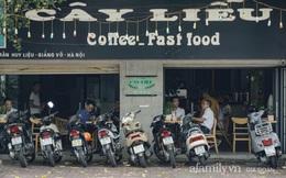 Dân công sở tranh thủ nghỉ trưa hẹn hò cà phê trong ngày đầu Hà Nội nới lỏng, quán vắng người thưa đỡ lo dịch