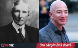 10 bí quyết quản trị vàng của  John D. Rockefeller - người Mỹ giàu nhất trong lịch sử