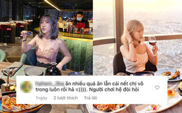 """Cô gái đang bị dân mạng """"ném đá"""" tơi tả hoá ra là một food blogger nổi tiếng, công việc cũng bị vạ lây sau phát ngôn kém duyên?"""