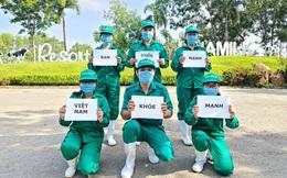 """""""Bạn khỏe mạnh, Việt Nam khỏe mạnh"""" - Chiến dịch của Vinamilk về sức khỏe cộng đồng và cùng ủng hộ Vaccine cho trẻ em"""