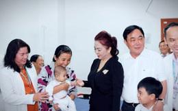 Quỹ từ thiện của bà Phương Hằng và ông Huỳnh Uy Dũng dừng tài trợ chương trình mổ tim và cấp cứu tại 3 bệnh viện