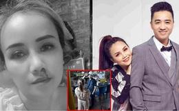 """Sau khi hành hung, chồng cũ cô Xuyến 'Về Nhà Đi Con' tuyên bố: 'Không chỉ đấm đâu mà còn nhiều hơn nữa"""", công an đang bảo vệ nữ diễn viên 24/7"""