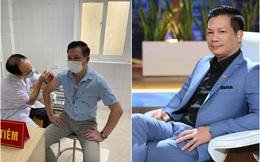 """Shark Hưng tình nguyện tiêm thử nghiệm vaccine Nanocovax giai đoạn 3, khẳng định tin tưởng vào thành phẩm """"made in Vietnam"""""""
