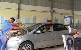 Nghiên cứu bỏ giấy chứng nhận đăng kiểm ôtô