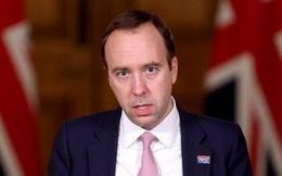 Bộ trưởng Y tế Anh từ chức do vi phạm quy định giãn cách