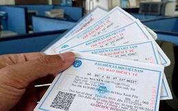 Căn cước công dân gắn chíp sẽ thay thế thẻ Bảo hiểm y tế