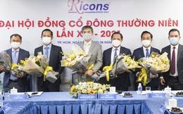 ĐHĐCĐ Ricons: Cựu CEO Coteccons – Nguyễn Sỹ Công – làm Chủ tịch HĐQT nhiệm kỳ 2021-2026, kế hoạch lãi ròng giảm gần nửa xuống còn 150 tỷ đồng