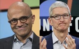 Đại chiến 2 nghìn tỷ USD: Microsoft khiến Tim Cook 'nổi điên' với Windows 11, Facebook và Google cũng tham chiến