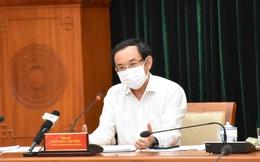 Bí thư Thành ủy TP.HCM: Mở chiến dịch truy vết khẩn F0 bằng xét nghiệm diện rộng toàn thành phố
