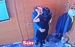 Truyền thông Anh tung video chi tiết cảnh Bộ trưởng Y tế ôm hôn trợ lý, có dấu hiệu bị quay lén và đang được điều tra