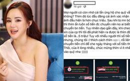 Cuối cùng đã tìm ra bằng chứng làm rõ nghi vấn Vy Oanh fake ảnh từ thiện vaccine, số tiền cụ thể được hé lộ