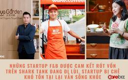 5 startup F&B từng gọi vốn trên Shark Tank giờ ra sao? Soya Garden lên đỉnh rồi sẩy chân, những startup bị vùi dập sau 4 năm vẫn sống khỏe!