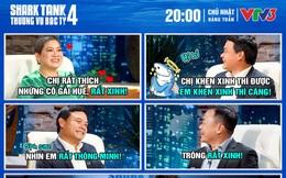 Tiến sĩ đàn Cello đầu tiên của Việt Nam gọi vốn, Shark Liên khen xinh khiến Shark Phú giật thột: 'Chị khen thì được, em khen xinh thì căng!'