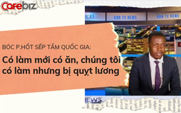 Nhân viên 'cứng' nhất năm: MC tố nhà đài 'quỵt' lương ngay trên sóng truyền hình trực tiếp
