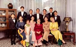 """Giữa ồn ào """"công chúa triều Nguyễn"""", bộ ảnh gia đình nhà Hà Kiều Anh gây sốt: Ai cũng sang trọng, đầy khí chất danh gia vọng tộc"""