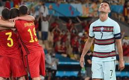 Cristiano Ronaldo: 'Bỉ thắng do ăn may'