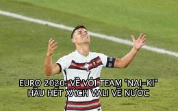 Quá 'đen' cho Nike: Tài trợ 9 đội tuyển tại Euro 2020 thì 8 đội xách vali về nước, thương hiệu bị tẩy chay toàn cầu