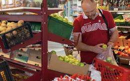 Giá lương thực toàn cầu lên mức cao nhất trong một thập kỷ