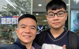 Ông bố chuyển suất học bổng 100 triệu của con vào Quỹ Vaccine phòng COVID-19