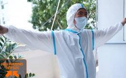 Phát minh vừa rẻ vừa tiện giúp các y bác sỹ ở Bắc Giang chống cái nóng cháy da thịt