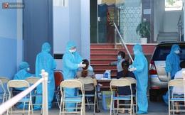 Phong tỏa một tòa nhà ở quận Bình Thạnh vì liên quan ca dương tính được phát hiện tại Bệnh viện FV