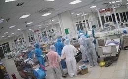 129 bệnh nhân Covid-19 rất nặng, 7 người chạy ECMO