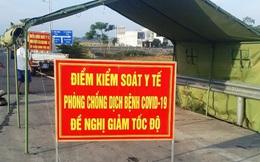 Quảng Ninh: Bắt giữ 2 đối tượng thu 500.000đ/người để đưa qua chốt kiểm soát Covid-19