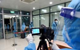 Nghệ An: Tìm người đi cùng 2 bệnh nhân COVID-19 trên chuyến bay VN 1262 ngày 30/5/2021
