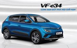 'Soi sâu' vào ô tô thuần điện VF e34: Có 1 chi tiết VinFast không công bố!