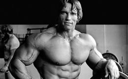 Arnold Schwarzenegger và lời thú nhận về Steroid: Căn nguyên cho bệnh 'sinh lý yếu' của dân tập thể hình