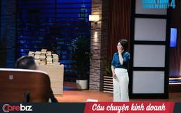 """Startup khoá học online cho phụ huynh bị """"chê"""" giá cao vô lý, cựu sinh viên FTU xinh đẹp khóc trên truyền hình khi bị các Shark dồn ép"""