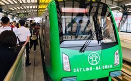 Công bố giá vé chính thức đường sắt Cát Linh - Hà Đông
