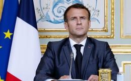 Đang đi bộ, Tổng thống Pháp bị một người lao vào tát