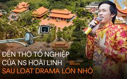 """Về thăm """"Đền thờ Tổ nghiệp"""" của NS Hoài Linh sau loạt lùm xùm từ thiện: Camera bố trí dày đặc, hàng xóm kể """"không bao giờ thấy mặt"""""""