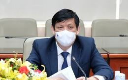 Bộ trưởng Bộ Y tế: Đến thời điểm này, các nguồn vắc xin về Việt Nam đều rất chậm