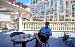 """Cận cảnh nơi ăn chốn ở """"siêu sang, xịn"""" của đội tuyển Việt Nam tại Dubai"""