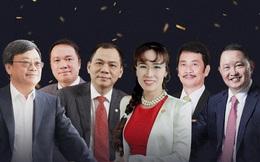 Chứng khoán bay cao, tài sản 10 người giàu nhất Việt Nam tăng thêm hơn 100.000 tỷ đồng chỉ trong 6 tháng đầu năm