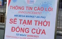 Nhiều siêu thị, cửa hàng ở TP HCM sắp được gỡ phong toả