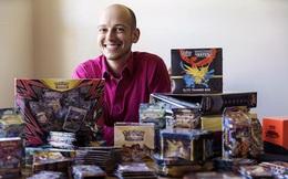 Các nhà sưu tập hốt bạc từ 'cơn sốt' mua thẻ Pokémon cũ