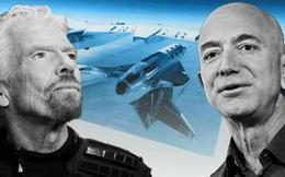 Tàu không gian của Branson và Bezos, cái nào xịn hơn?