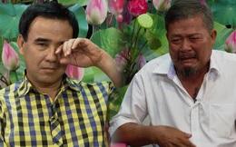 MC Quyền Linh bật khóc, bỏ tiền túi 20 triệu cho cặp vợ chồng già bệnh tật phải đi bán vé số nuôi con
